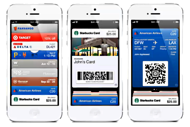Types of Mobile Wallet Loyalty Passes