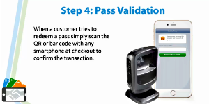 Validate Mobile Wallet Loyalty Passes