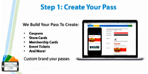 Create Mobile Wallet Loyalty Passes