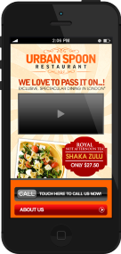 Mobile Restaurant Demo
